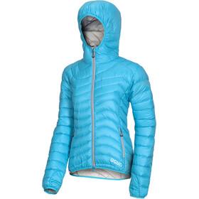 Ocun Tsunami Jacket Women icemint/vapor grey